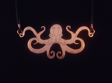 Copper Octopus