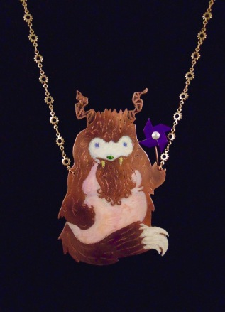 Forest Imp Necklace